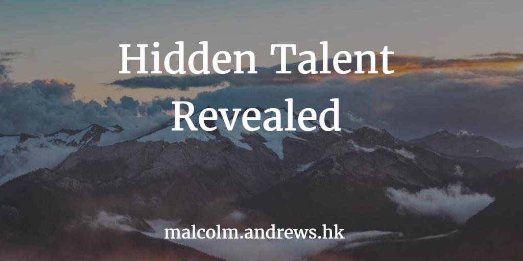 hidden-talent